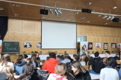 EU Frühstück Bachmann Gymnasium