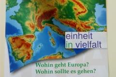 Europatag im Europahaus