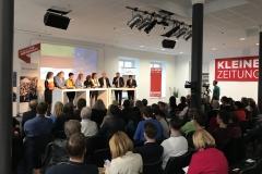 Kärntner EU-Spitzenkandidaten auf dem Prüfstand