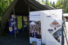 Über 350 Rekruten legten Treuegelöbnis in der Marktgemeinde Schiefling ab